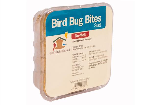 WBU Bird Bug Bites No-Melt Dough