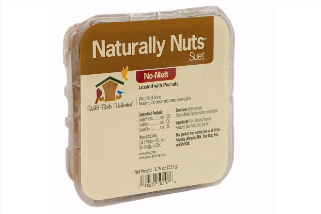 WBU Naturally Nuts® No-Melt Dough