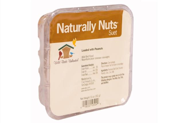 WBU Naturally Nuts® Suet