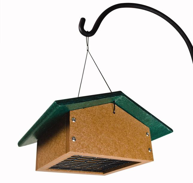 WBU EcoTough® Upside Down Suet Feeder