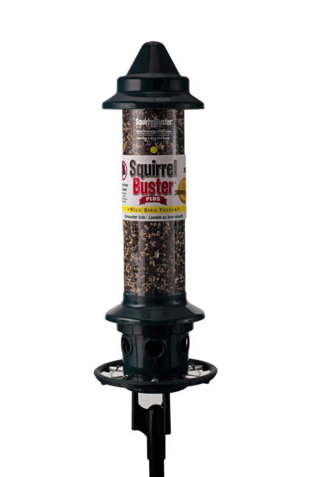 WBU Eliminator Squirrel Proof Bird Feeder Pole Adapter Assembly Kit: