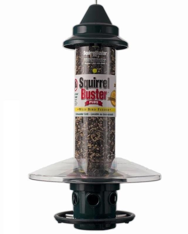 Eliminator/Squirrel Buster Plus Weather Guard: