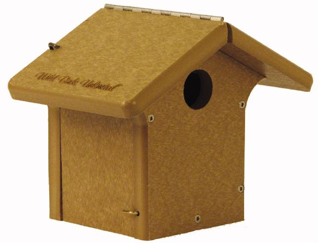 EcoTough House Wren/Chickadee Nesting Box