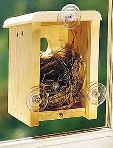 WBU Window Nesting Box