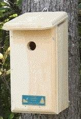 WBU Chickadee House
