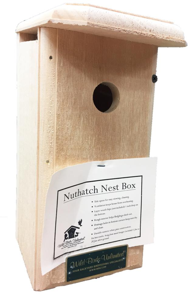 WBU Nuthatch House