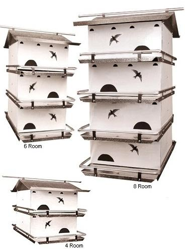 WBU Purple Martin Houses