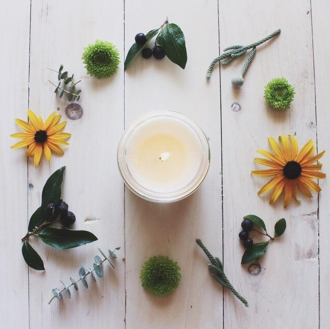 Northern Flicker Soy Candle