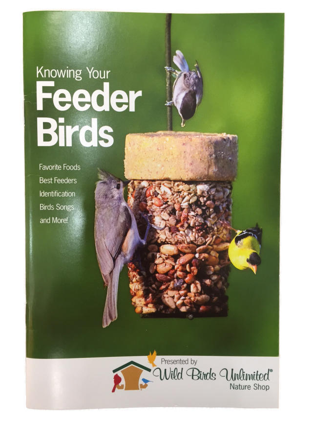 Knowing Your Feeder Birds