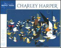 Charley Harper Puzzle- Mystery of the Missing Migrants