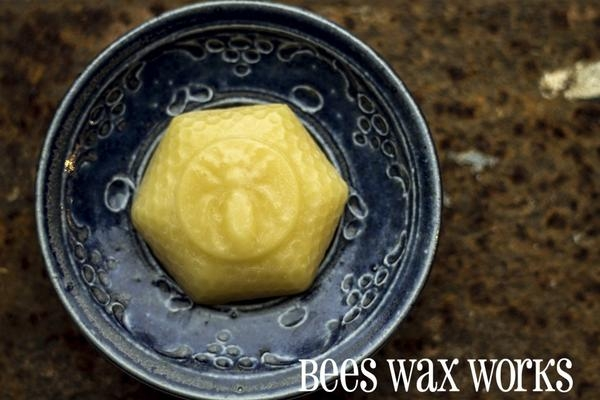 Simply Beeswax Block