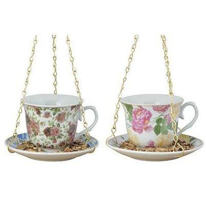 Tea Cup and Saucer Feeder