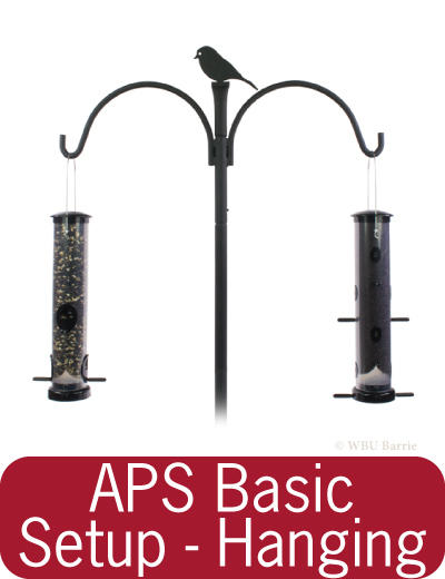 Accessories - APS Basic Setup Hanging