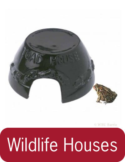 Wildlife Houses