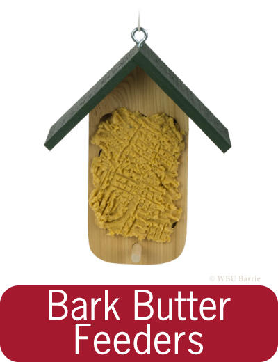 Bark Butter Feeders