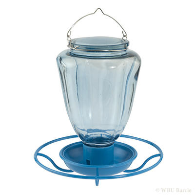 Glass Water Feeder