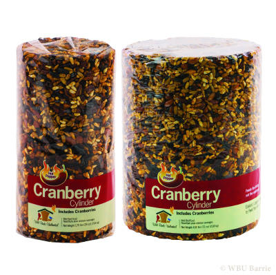 Cylinder - Hot Pepper Cranberry - Both