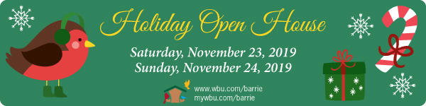 2019-11-23 - Holiday Open House