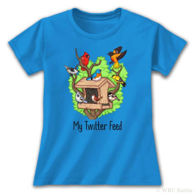 Nature Themed T-Shirts - Twitter Feed