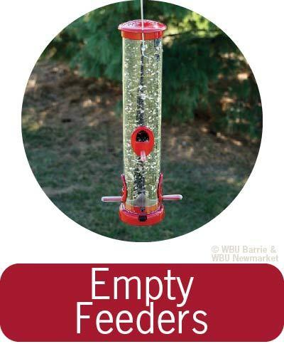 Problem Solving - Empty Feeders