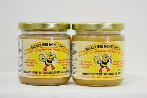 Dickey Bee Cinnamon Honey Butter